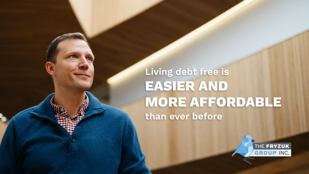 recover from debt the Fryzuk Group